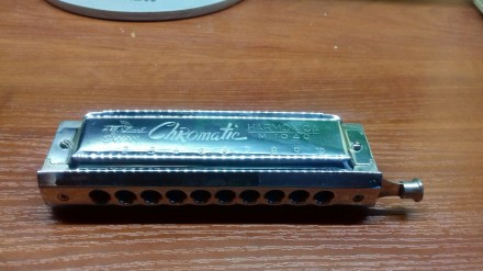 Хроматическая губная гармоника гармошка Swan Chromatic SW1040. Чернігів. фото 1