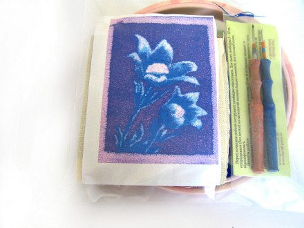 Набор для «ковровой вышивки»