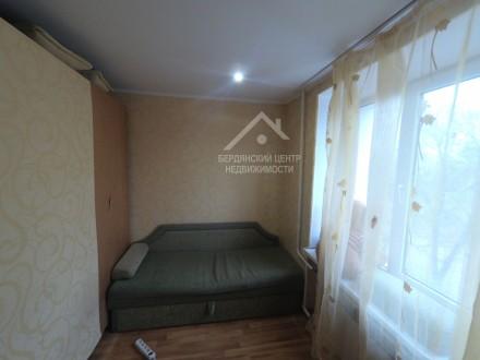 1 комнатная малогабаритная квартира с ремонтом. Бердянск. фото 1