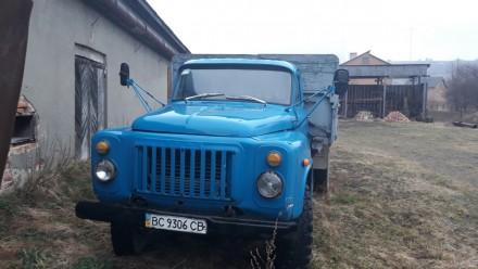 Газ 53 САЗ,  переобладнаний на дизель з двигуном. Львов. фото 1