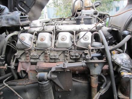 Двигатель ямз 7511 Б/У в хорошем состоянии. Днепр. фото 1