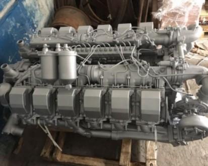 Двигатель ямз 850 Б/у в хорошем состоянии. Днепр. фото 1