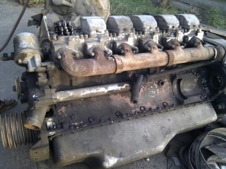 Двигатель ямз 840 Б/у в хорошем состоянии. Днепр. фото 1
