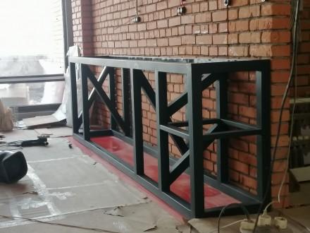 ИЗГОТАВЛИВАЕМ и устанавливаем решетки на окна и балконы, лестницы, ворота, ограж. Киев, Киевская область. фото 3