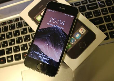 Продам IPHONE 5S  Характеристики: - Размер: 123,8×58,6×7,6 мм. - Вес: 112 г.. Кропивницкий, Кировоградская область. фото 7