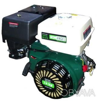 Двигатель бензиновый Iron Angel FAVORITE 420-S/25 Модель двигателя: 420-S/25 Вид. Киев, Киевская область. фото 1