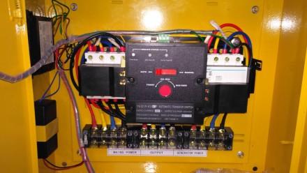 Генератор Iron Angel EG12000EA3 + блок автоматики   Тип генератора Трехфазны. Киев, Киевская область. фото 5