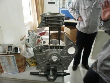 Двигатель дизельный Weima WM186FBE (вал под шлицы) 9.5 л.с. съёмный цилиндр Дизе. Киев, Киевская область. фото 8