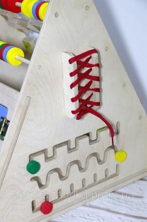 Багатофункціональна іграшка (Піраміда) для дітей від двох років і старше, на дов. Винница, Винницкая область. фото 4