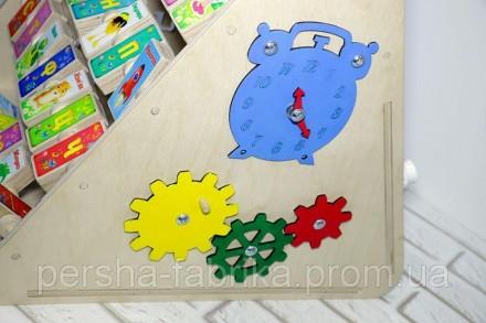 Багатофункціональна іграшка (Піраміда) для дітей від двох років і старше, на дов. Винница, Винницкая область. фото 3