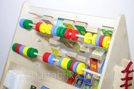 Багатофункціональна іграшка (Піраміда) для дітей від двох років і старше, на дов. Винница, Винницкая область. фото 6