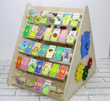 Багатофункціональна іграшка (Піраміда) для дітей від двох років і старше, на дов. Винница, Винницкая область. фото 1