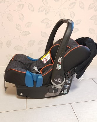 втокресло Britax-Romer BABY-SAFE PLUS. Киев. фото 1