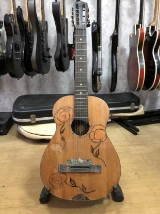 (0926) Классическая гитара 1/2  для ребенка. Чернигов. фото 1