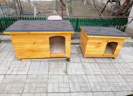 Изготовляем будки для собак и кошек.. Винница, Винницкая область. фото 1