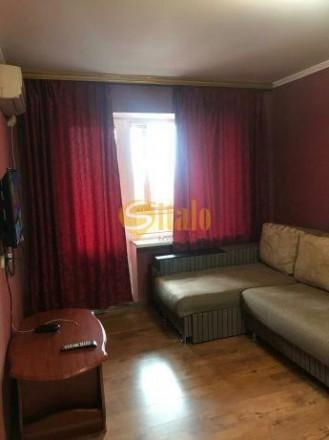 Предлагаем  светлую, просторную 2-комнатную квартиру на 4-этаже 9-этажного дома.. Хортицкий, Запорожье, Запорожская область. фото 4