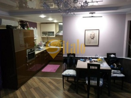 Предлагаем 3-комнатную квартиру на 5-этаже 9-этажного дома. В квартире выполнен . Хортицкий, Запорожье, Запорожская область. фото 7