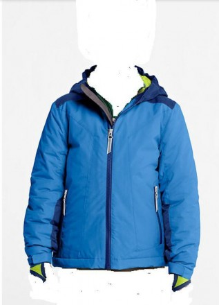 Кому на лыжи? lands end, штормер-куртка, утеплена, ог 115 -117, очень нужная вещ. Желтые Воды. фото 1