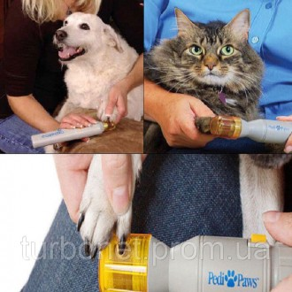 Триммер для когтей собак и кошек Pedi Paws. Харків. фото 1