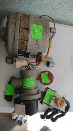Запчастини до пральної машини Ardo TL80E. Винница. фото 1