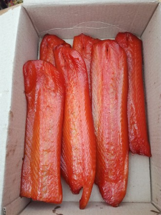 Домашнее копчение рыбы на заказ. Запорожье. фото 1