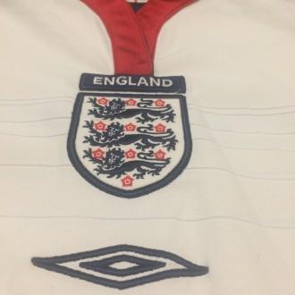Футбольная футболка Umbro England XS и adidas Middlesbrough ХS. Киев. фото 1