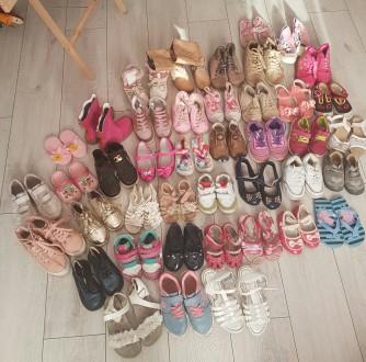продам дитяче взуття для дівчинки. Бурштын. фото 1