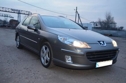 Продам Peugeot 407 АВТОМАТ 2009г. Чернигов. фото 1