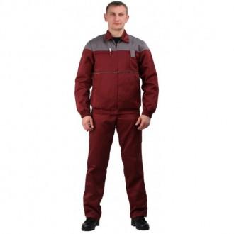 Рабочий мужской костюм Рейнир. Владимир-Волынский. фото 1