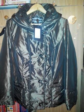 Куртка нуи вери, деми утепленная, пог 59. Желтые Воды. фото 1