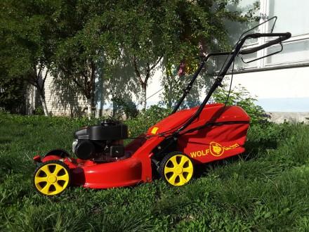 Двигатель: WOLF-Garten OHV 45 Тип двигателя: бензиновый Мощность двигателя (кВт. Киев, Киевская область. фото 4