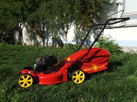 Двигатель: WOLF-Garten OHV 45 Тип двигателя: бензиновый Мощность двигателя (кВт. Киев, Киевская область. фото 3