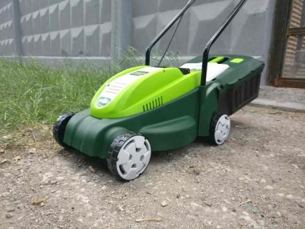 Тип двигателя: электрический Мощность двигателя (Вт): 1000 Корпус: пластиковый . Киев, Киевская область. фото 3
