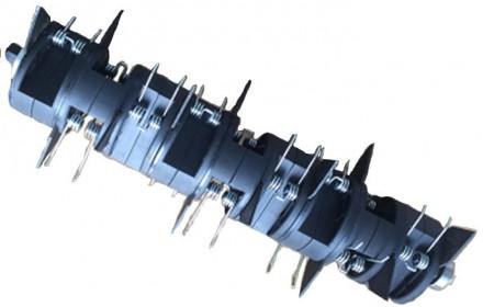 Скарификатор Iron Angel EVL1500 M Модель EVL1500 M отличается от EVL1500 наличие. Киев, Киевская область. фото 3
