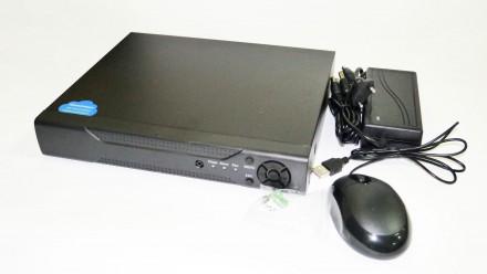 Видеорегистратор DVR KIT 8 HD720 8-канальный (4камеры в комплекте) 160Гб. Чернигов. фото 1