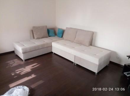 МЯГКАЯ МЕБЕЛЬ НА ЗАКАЗ (диваны, кровати, уголки, кресла,мягкие панели). Херсон. фото 1