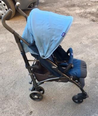 Прогулочная коляска Chicco LITE WAY. Днепр. фото 1