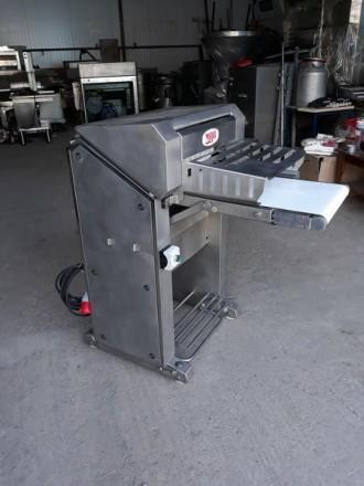 Шкуросъемная машина машина для снятия шкурки Maja ESB 3450. Стрый. фото 1