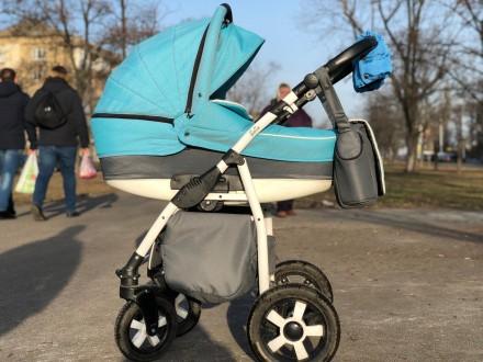 продам коляску Anex Sella. Киев. фото 1