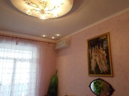 Продам 3-к. сталинку в центре города, на пр. Б. Хмельницкого. Мелитополь. фото 1