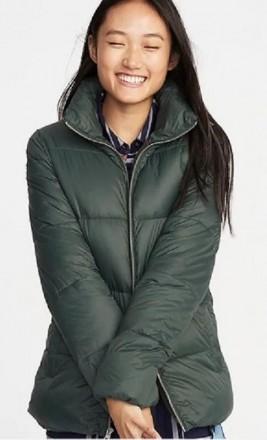 Куртка -puffer jacket, old navy, р.хл tall,по замеру пог65 на ог 120-122, теплая. Желтые Воды. фото 1