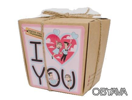 "Печенье ""I love you"" 013"