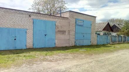 Производственно-складское помещение в центре города. Лозовая. фото 1