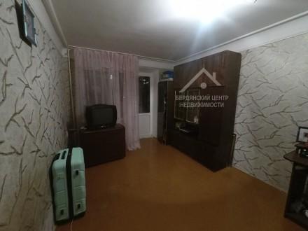 1 комнатная с автономкой. Бердянск. фото 1