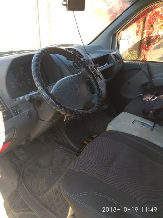 Продам или обменяю Mercedes Vito 2.3TDI 638. Днепр. фото 1