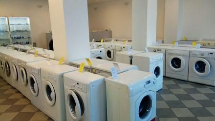 Компания Wash-service предлагает большой выбор стиральных машин б/у европейской . Киев, Киевская область. фото 4
