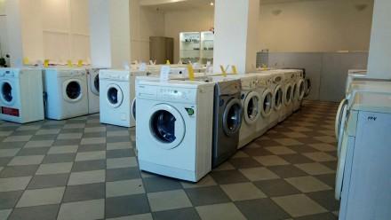 Компания Wash-service предлагает большой выбор стиральных машин б/у европейской . Киев, Киевская область. фото 3