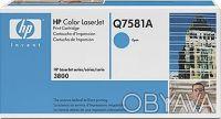 Картриджи HP Q7581A для HP CP3505, 3800 оригинал. Киев. фото 1
