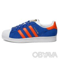 Мужские кроссовки Adidas Superstar East River Rivalry (B34307). Киев. фото 1