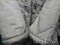 Пальтишко зимнее,очень теплое,на девочку 10-13 лет серо-горчичного цвета.Длинна-. Вышгород, Киевская область. фото 4